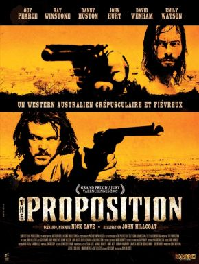 Sortie DVD The Proposition