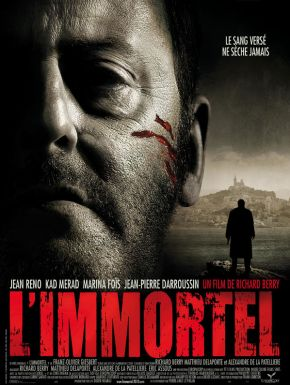 L'immortel DVD et Blu-Ray