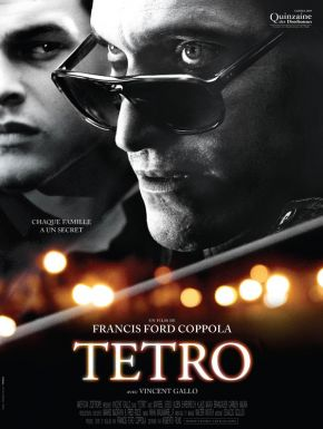 Sortie DVD Tetro