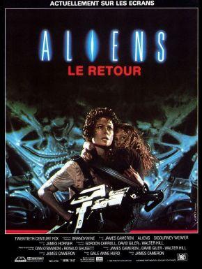 Sortie DVD Aliens le retour