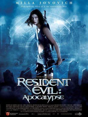 Sortie DVD Resident evil : apocalypse