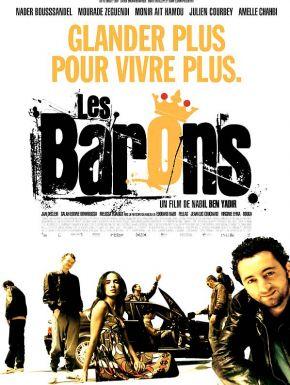 Jaquette dvd Les Barons