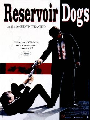 Jaquette dvd Reservoir Dogs