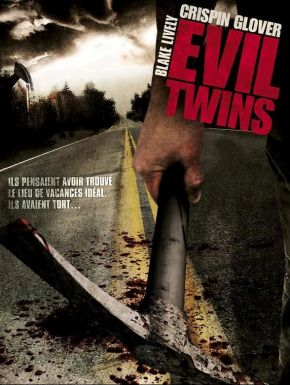 Jaquette dvd Evil Twins