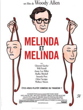 Jaquette dvd Melinda et Melinda