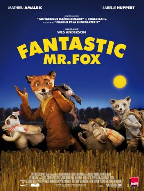 sortie dvd	  Fantastic Mr Fox