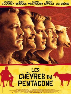 DVD Les Chèvres Du Pentagone