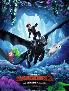 DVD Dragons 3