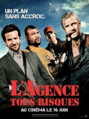L'Agence tous risques DVD et Blu-Ray