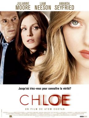 Jaquette dvd Chloe
