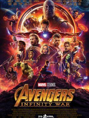 DVD Avengers : Infinity War
