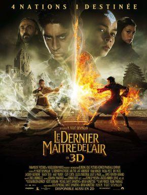 Sortie DVD Le Dernier Maître De L'air