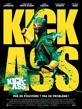 Kick-Ass DVD et Blu-Ray