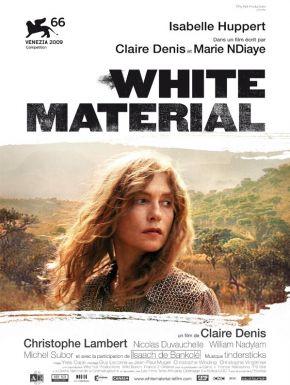 White Material DVD et Blu-Ray