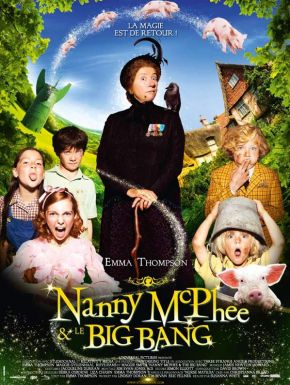 Nanny McPhee et le big bang DVD et Blu-Ray