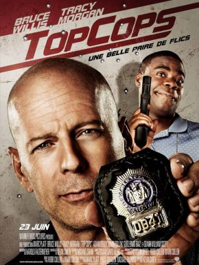 Top Cops DVD et Blu-Ray
