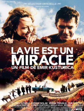 La Vie Est Un Miracle DVD et Blu-Ray