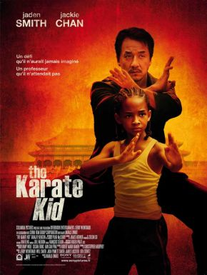 Karaté Kid DVD et Blu-Ray