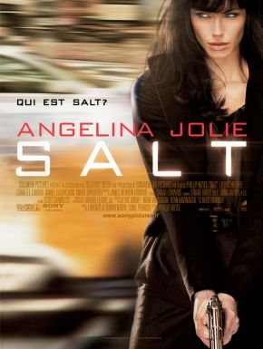 Jaquette dvd Salt
