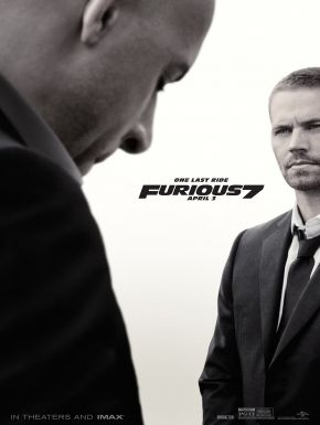 DVD Fast & Furious 7