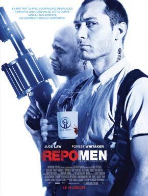 DVD Repo Men