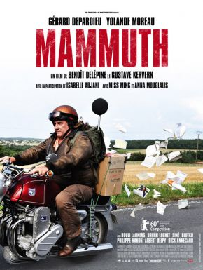 DVD Mammuth