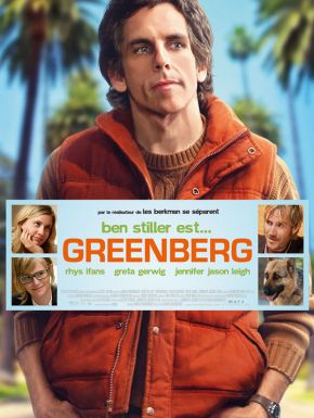 Greenberg DVD et Blu-Ray