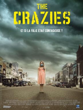 Jaquette dvd The Crazies