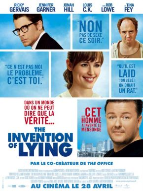 Sortie DVD The invention of lying