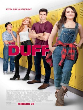 The DUFF DVD et Blu-Ray