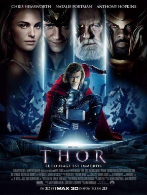 Thor DVD et Blu-Ray