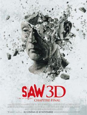 Sortie DVD Saw 7