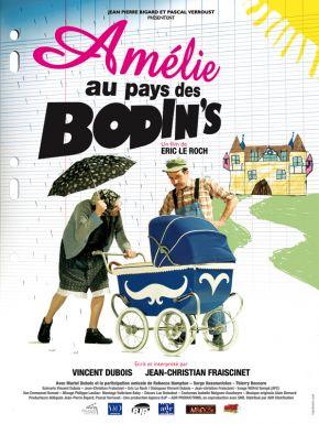 Amélie au pays des Bodin's DVD et Blu-Ray