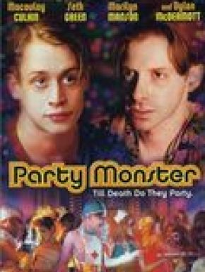 Jaquette dvd Party Monster