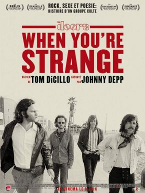 sortie dvd  When You're Strange