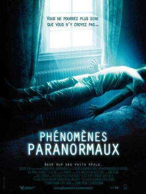 Sortie DVD Phénomènes Paranormaux