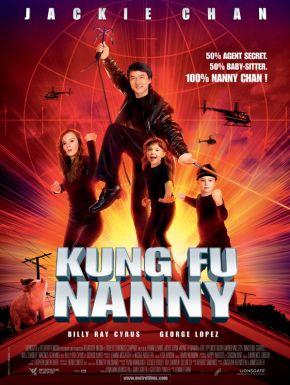 DVD Kung Fu Nanny