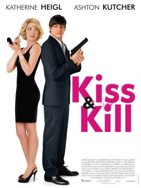 Sortie DVD Kiss & Kill Kiss