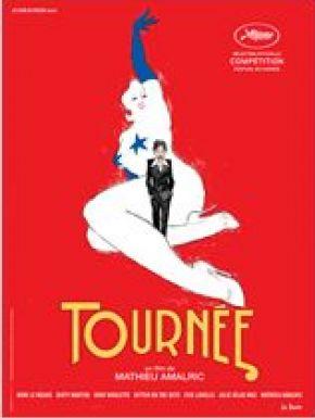 Tournée DVD et Blu-Ray