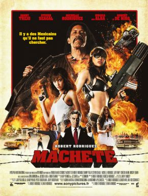 Sortie DVD Machete