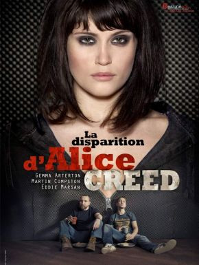 DVD La Disparition d'Alice Creed