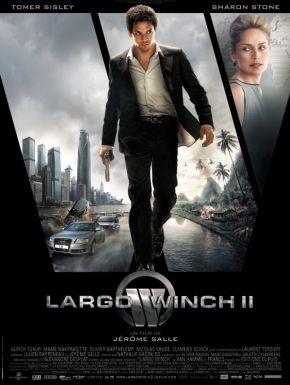 Largo Winch 2 DVD et Blu-Ray