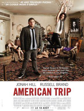 Sortie DVD American Trip