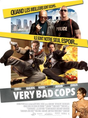 sortie dvd	  Very Bad Cops
