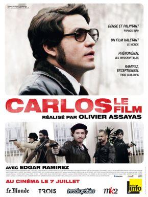 Sortie DVD Carlos - Le film