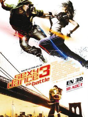 Sexy Dance 3-D DVD et Blu-Ray