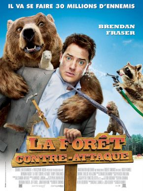 Sortie DVD La Forêt contre-attaque