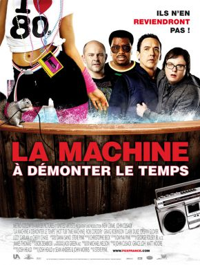 Sortie DVD Hot Tub Time Machine