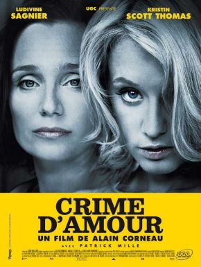 Crime d'amour DVD et Blu-Ray