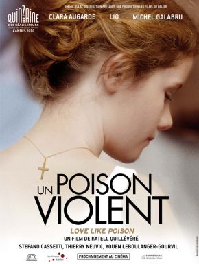 Un Poison Violent DVD et Blu-Ray